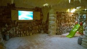 solna jeskyně I